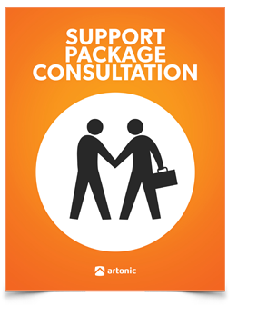 Receive a one-on-one Support Package Consultation