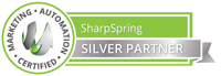 SharpSpring Silver Partner - Marketing Automation Certified