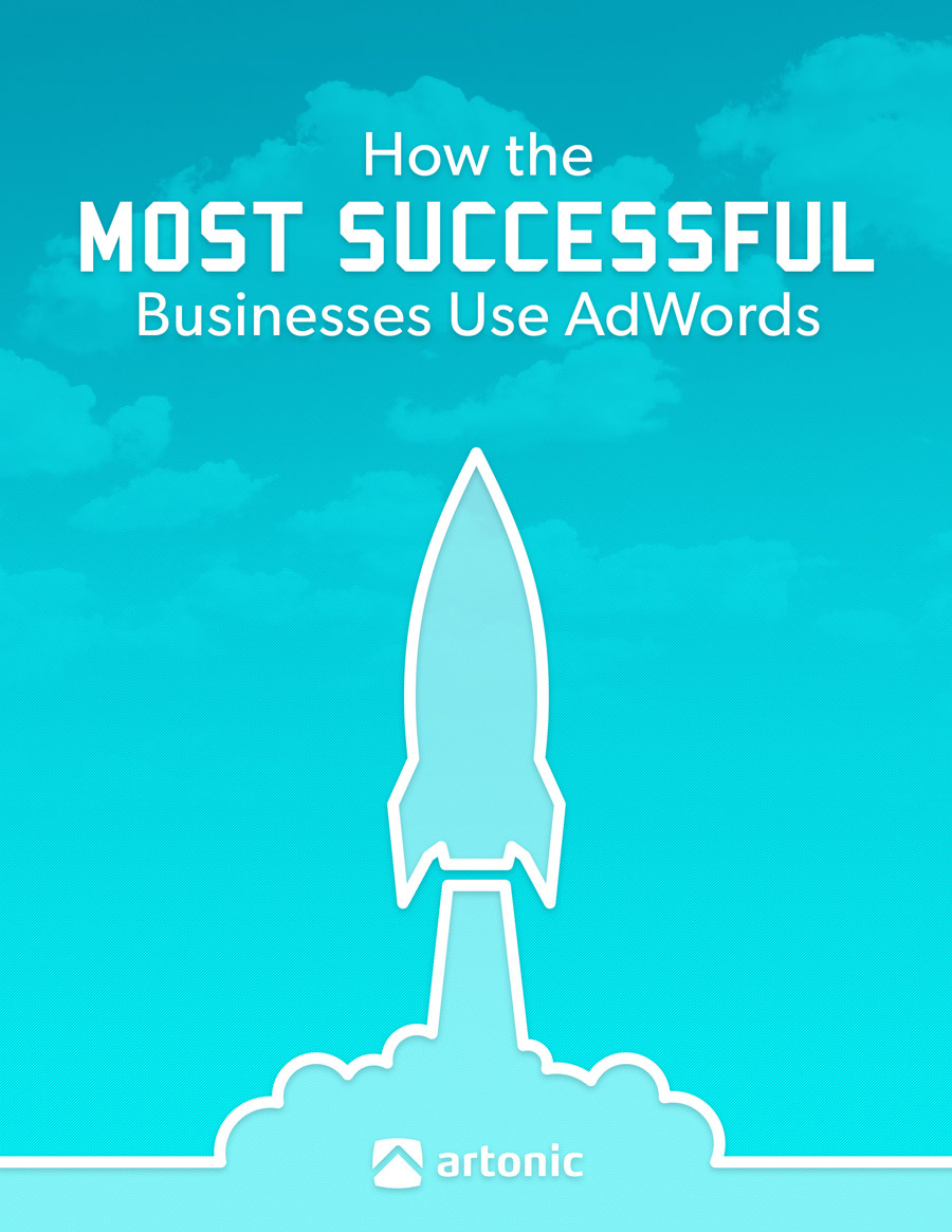 How the Most Successful Businesses Use AdWords eBook download.