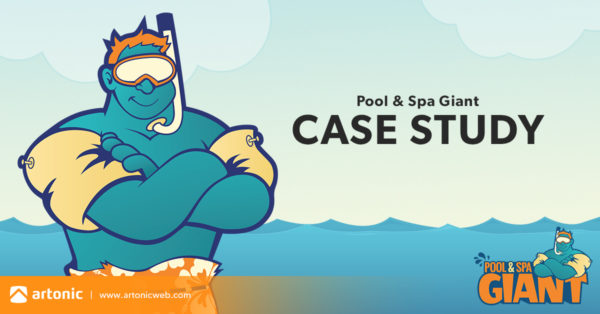 Pool & Spa Giant Case Study - Google AdWords