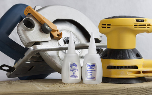 Joschem in Ann Arbor, Michigan, example of saw and glue product photo for website