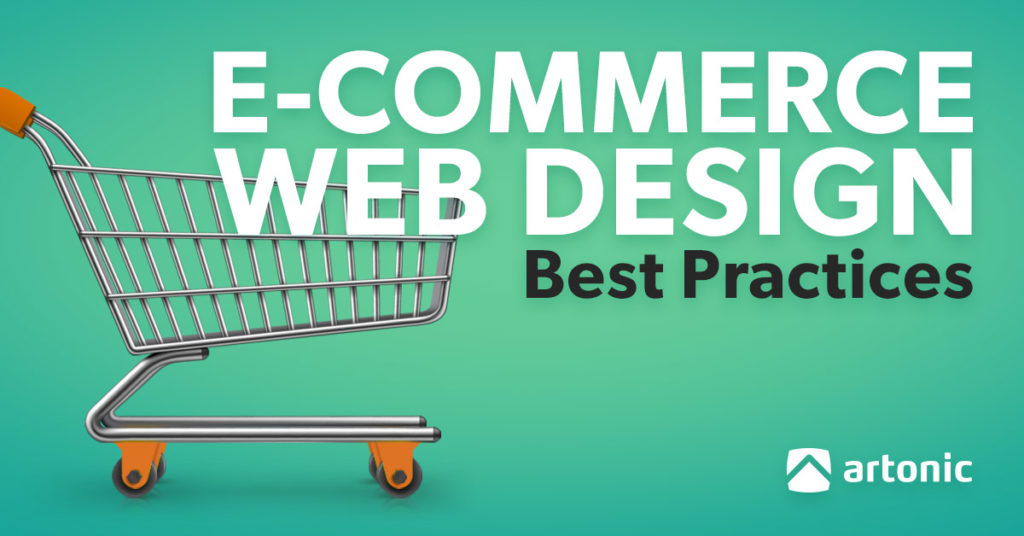 E-commerce website design best practices e-book. Click to download.