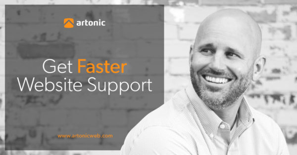 Website Support Services by Artonic in Michigan