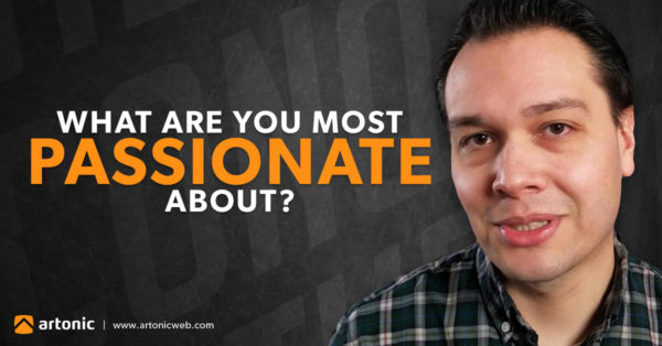 what are you most passionate about