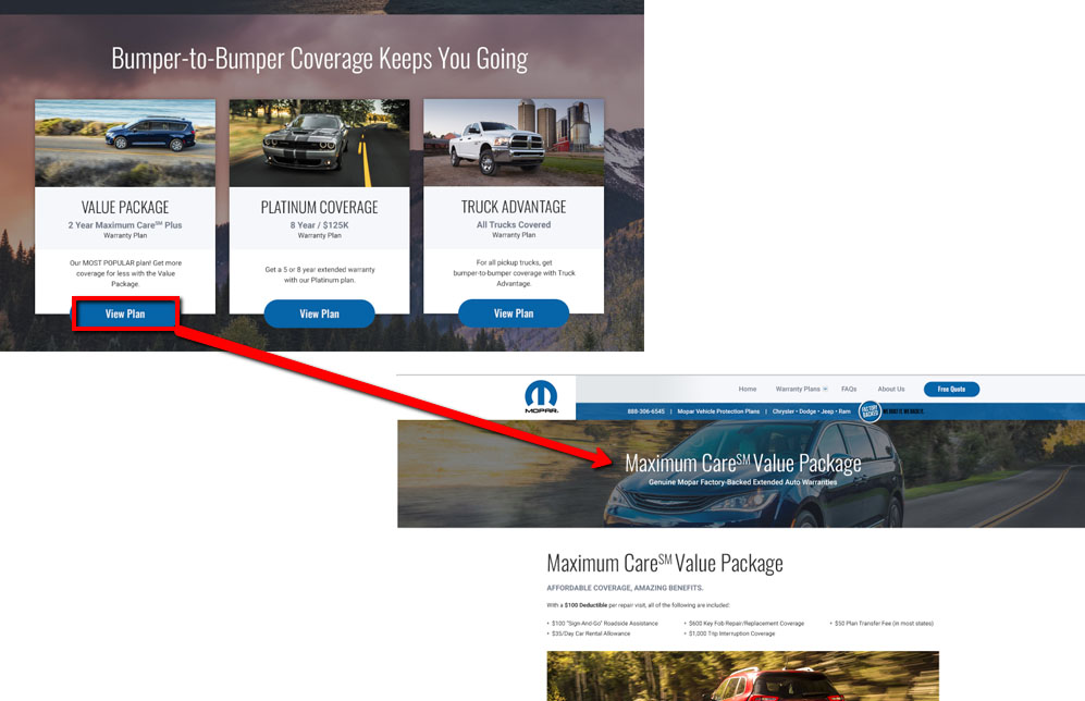 navigation is part of every web design.