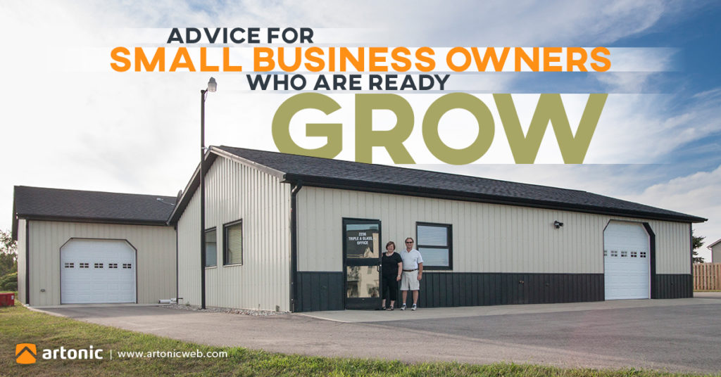 Advice for small business owners