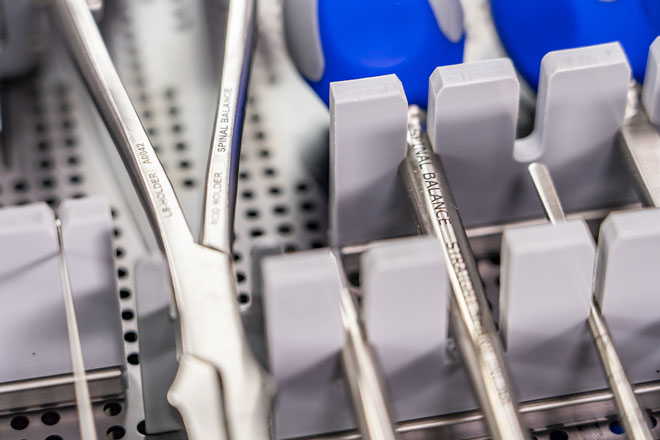 medical device photography