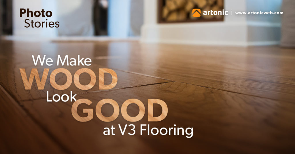 The Way Website Eared Was Exact Opposite Of Schafer S High End Brand V3 Flooring They Needed A Solution So Called Artonic