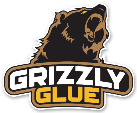 Grizzly Glue Logo